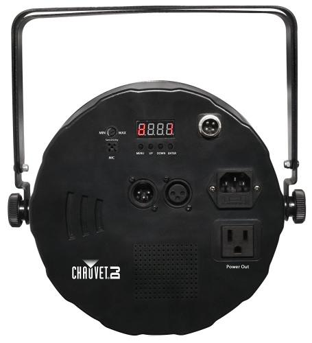 CHAUVET SP64RGBA SlimPar 64 RGBA rear