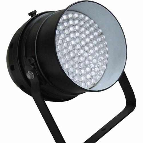 VFX LCD807S Par 56 LED Light- Silver
