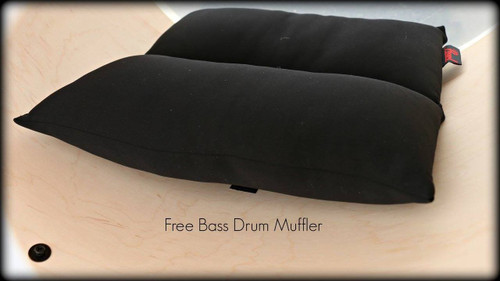 Decade Maple Shell Set-Mini Muffler