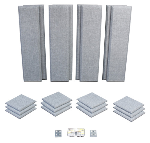 Primacoustic Z9000100 London 10 Room - Acoustic Treatment Kit