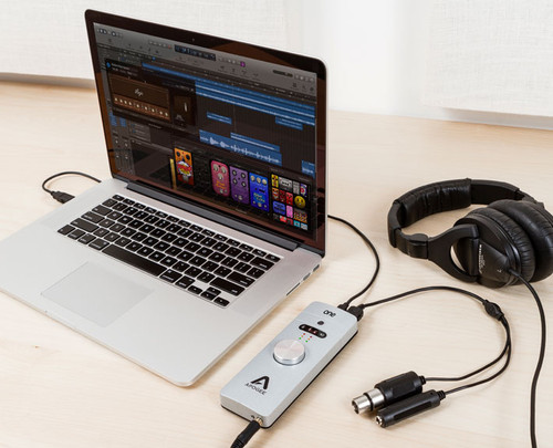 APOGEEONE Apogee ONE 2 x 2 USB Interface For Mac and iPad