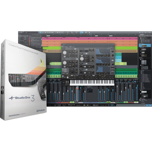 studio one professional Version3