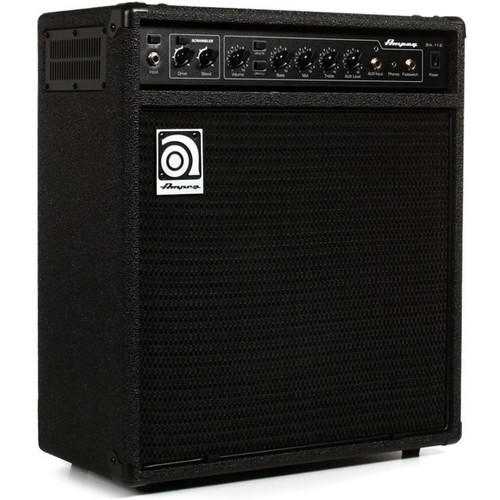 Ampeg 75w Bass Amp Combo (BA112V2)