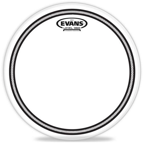 """EC2 CLEAR – Evans Drum Head – 13, 14"""""""