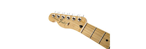 Headstock Front Facing