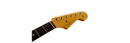 Fender Classic '60s Stratocaster Headstock Front Facing
