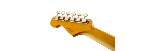 Fender Classic '60s Stratocaster Headstock Rear Facing