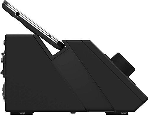 Mackie ProDX4 wireless mixer side