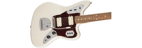 Fender Classic Player Jaguar HH Offset Front Facing