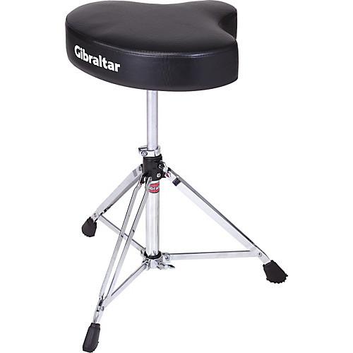 GIBRALTAR 6608 Moto-Style Drum Throne