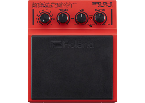 Roland SPD1W wav Percussion Pad