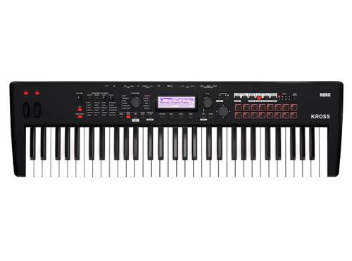 Korg Kross 2 61-Key Synthesizer