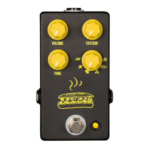 JHS Muffeletta Distortion/Fuzz Pedal