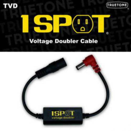 Truetone TVD - 1 Spot Voltage Doubler Cable