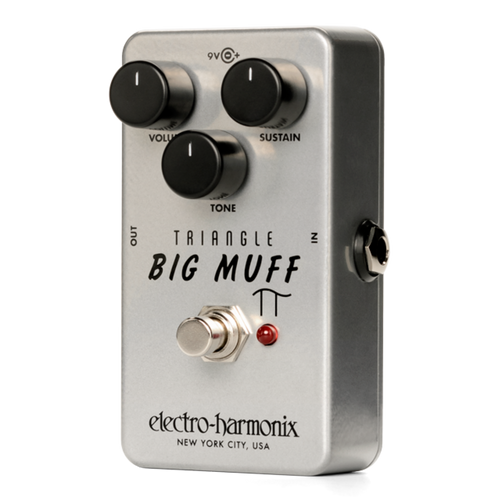 Electroharmonix Triangle Big Muff Reissue Pedal