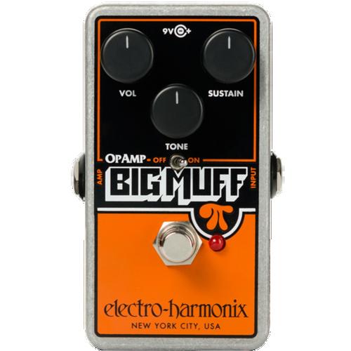 Electroharmonix OP Amp Big Muff Fuzz Pedal Sustainer