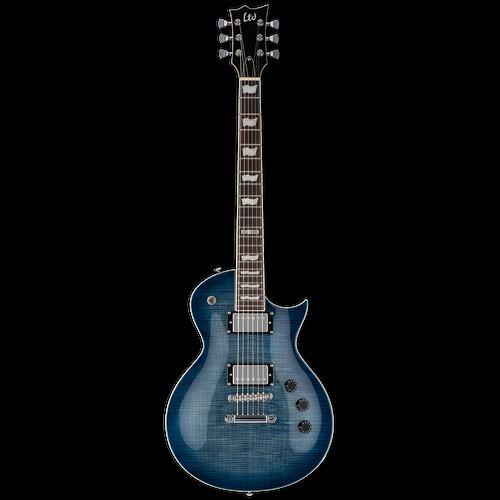 ESP LTD EC256 6 String Guitar - Cobolt Blue
