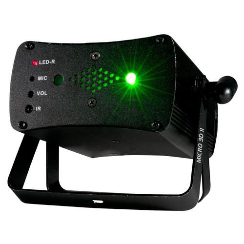 ADJ MIC314 Micro 3D II Laser