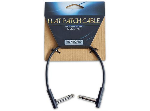 Rockboard 20cm Patch Blk Cable