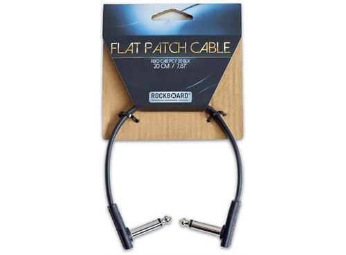 Rockboard 20cm Patch Blk Cable