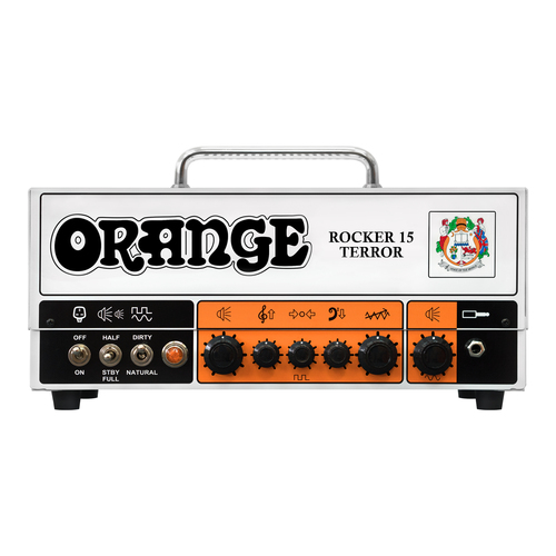 ORANGE ROCKER 15 TERROR AMP