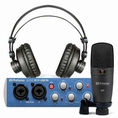 AudioBox 96 Studio Pack