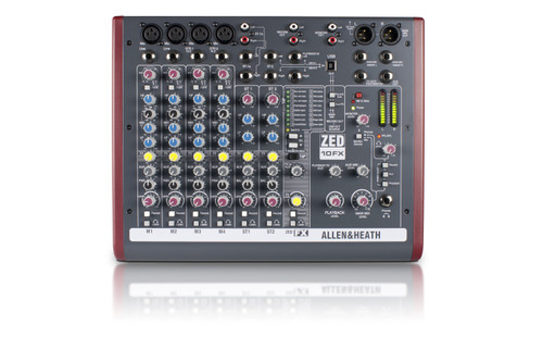 ZED10FX with USB and Effects