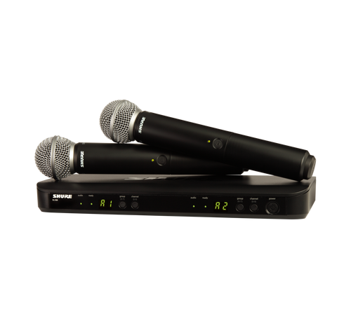 Shure BLX288/SM58 Wireless System