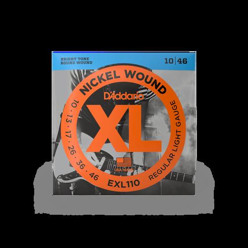 D'Addario EXL110 10-46 Strings