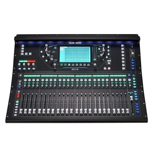ALLEN & HEATH SQ6 48 CH Digital Mixer