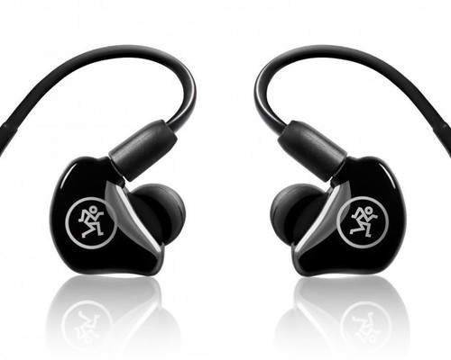 MACKIE MP220 Dual Dynamic Driver Professional In-Ear Monitors