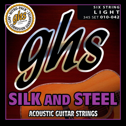 GHS Silk and Steel 10-42
