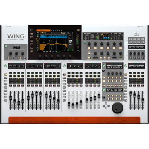 BEHRINGER WING 48 CHANNEL 28 BUS DIGITAL MIXER