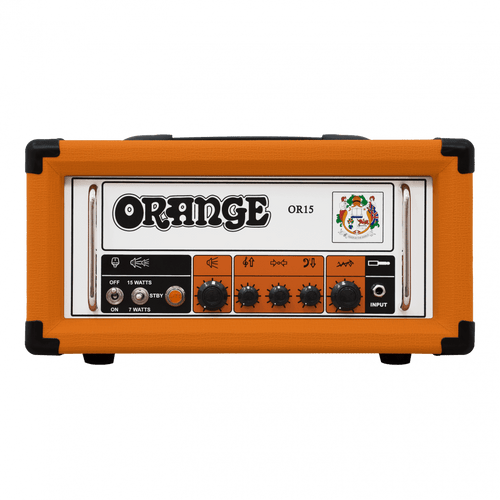 ORANGE OR15H 15 watt Tube Guitar Head Amp