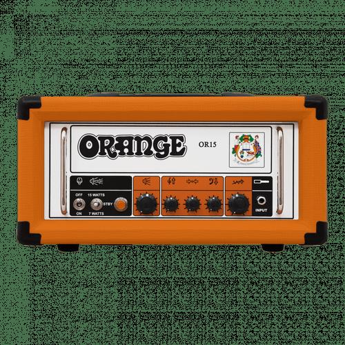 ORANGE OR15H 15 watt Tube Guitar Head Amp