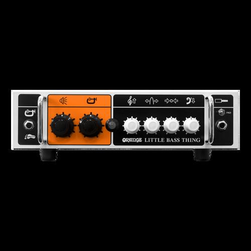 Orange Little Bass Thing- Bass Head Amp