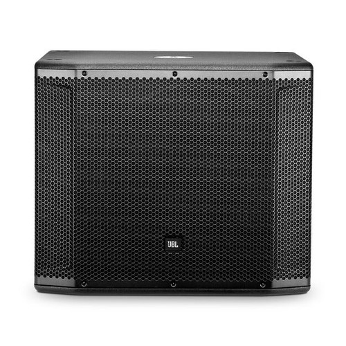 "JBL SRX818SP  1000 Watt Powered 18"" subwoofer featuring Crown Amplification"