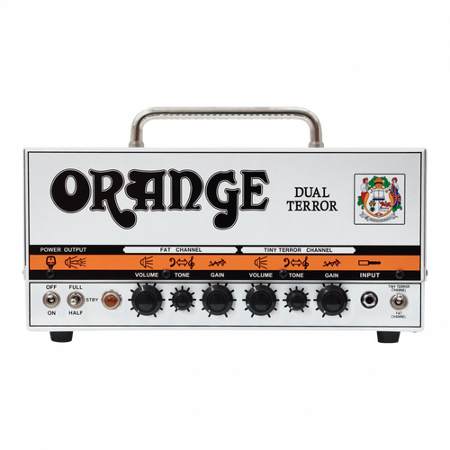 Dual Terror DT30H Guitar Amp Head 30/15/7 Watts (DT30H)