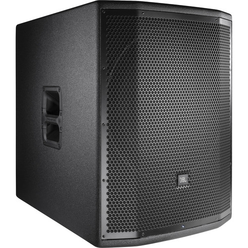 "JBL PRX818XLFW Powered 18"" subwoofer system"