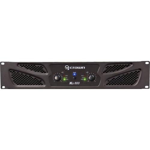 XLi800 Two-channel, 300W @ 4Ω Power Amplifier