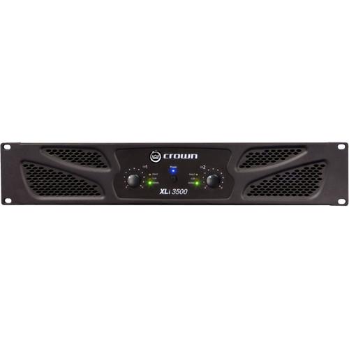XLi3500 Two-channel, 1350W @ 4Ω Power Amplifier