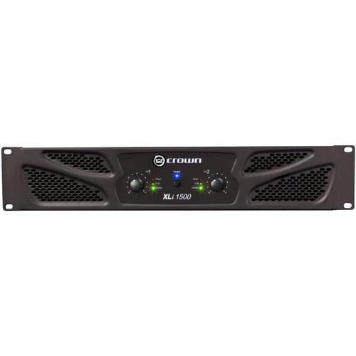XLi1500 Two-channel, 450W @ 4Ω Power Amplifier