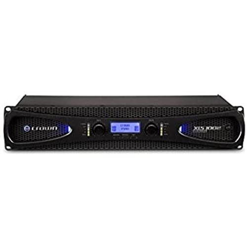 XLS1002 Two-channel, 350W @ 4Ω Power Amplifier
