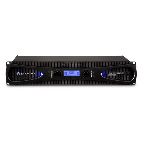 XLS1502 Two-channel, 525W @ 4Ω Power Amplifier