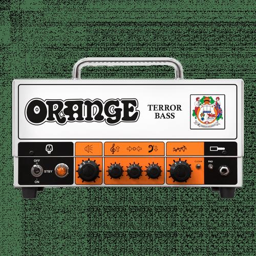 Terror Bass 500 Watt Amp Head