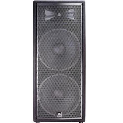 "JBL JRX225(PASSIVE) DUAL 15"" FRONT OF HOUSE SPEAKER"