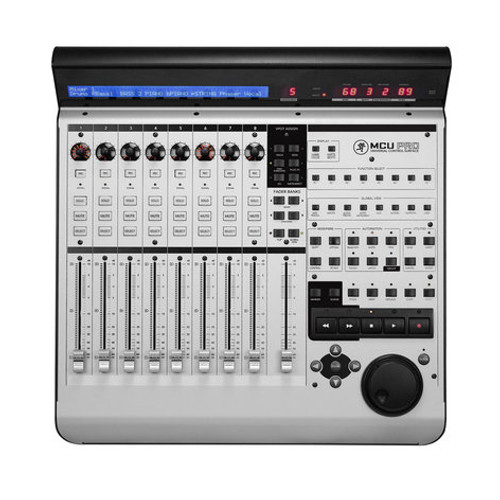 MACKIE MCU PRO 8-channel Control Surface with USB
