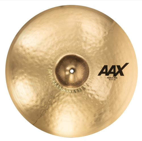 "SABIAN AAX 21"" Medium Ride Brilliant (22112XCB)"