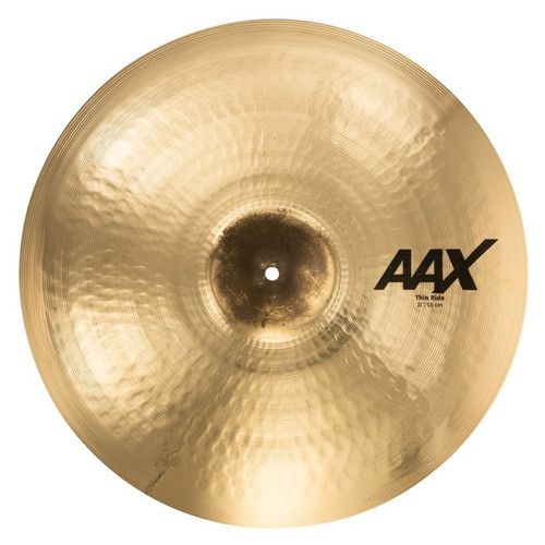 "SABIAN 21"" AAX Thin Ride (22110XCB)"
