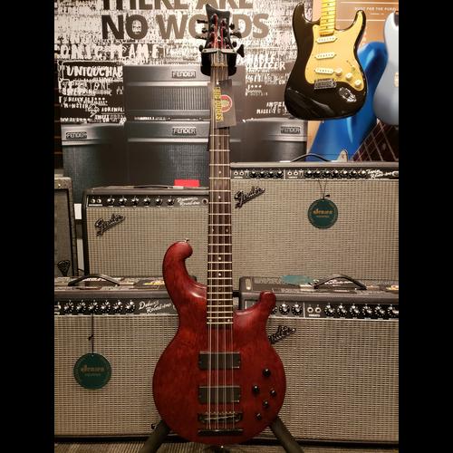 Pre-Owned Dean Rhapsody Bubinga 8-String Bass